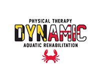 Maryland Physical Therapy T-Shirt Design