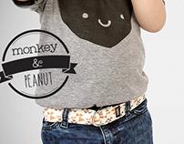 Monkey & Peanut