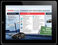 Toyota (Print Collateral)