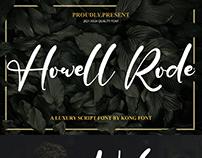 Howell Rode