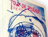 Tour de Rower / Offset zin