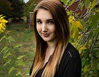 Casual Business Portrait - Melanie