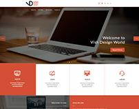 Advertising Agency Web Design