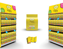 Happy - Dog Food Brand - School Project