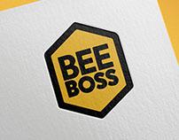 BeeBoss Branding