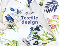 Textile design for Whitepocket