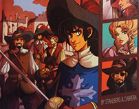The Three Musketeers | Graphic Novel