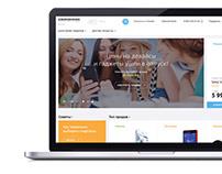 Svyaznoy e-store redesign