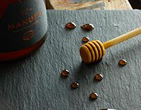 Naturval honey