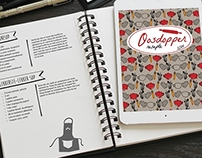 Recipe Book Illustrations