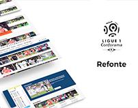 Ligue 1 Redesign