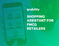 Grability - Shopping assistant for FMCG retailers
