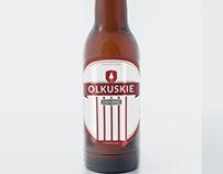 Local Beer - Olkuskie