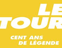 Le tour, cent ans de légende