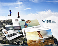 WISE - Talent Partners - Website