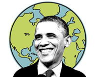 President Obama & Climate Change