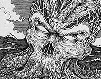 Cthulhu's Awakening - Illustration