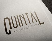 Quintal Lounge / Logo