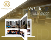 Holiday downtown hotel website