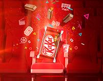 Combo KitKat Cine Colombia