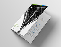 Institutional NEW branding and brochure
