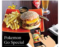 PokemonGo Social Media Artwork