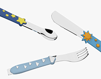 Cielito - Children's Cutlery