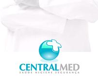 Trifólio institucional - CentralMed