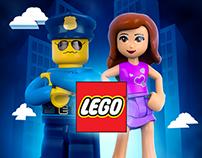 LEGO® – A/R Campaign