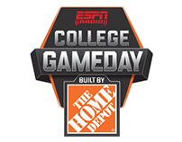 ESPN - College GameDay Stage