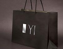 YI Concept Visual Identity