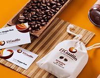 """Propuesta de Re-diseño Café """"El Gualilo"""""""