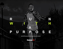 Reebok / Run With A Purpose
