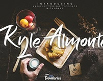 FREE Kyle Almonte Font
