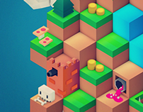 Isometric Land