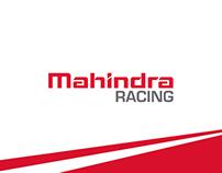 Social Media Creatives Mahindra Racing