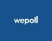 WePoll polling portal