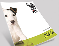 Petme Pet food packaging and Editorial