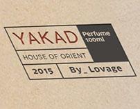 Yakad Perfume