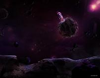 RBTV Space Wallpaper