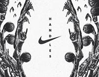 "Kyrie Irving ""Handles"" Nike Design"