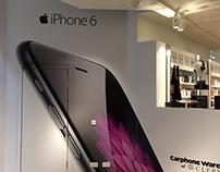 iPhone 6 - Wall vinyl wrap (2014)