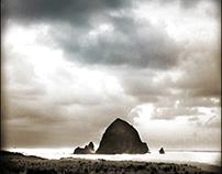 Cannon Beach Oregon USA