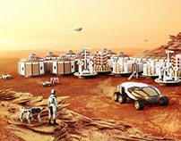 MARS 2050 Habitat