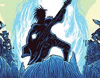 Rock Al Parque 2015 - Poster - Contest