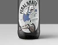 Feral Brats craft beer