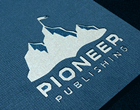 Pioneer Publishing Branding
