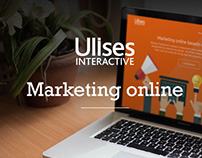 Ulises Interactive, Marketing Online