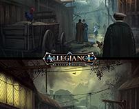 Medieval street. UG Games