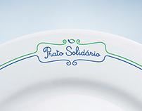 PRATO SOLIDÁRIO // ALDEIA DA FRATERNIDADE